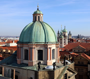 St. Francis of Assisi Church in Prague