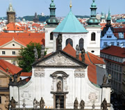 St. Salvator Church at Charles Bridge