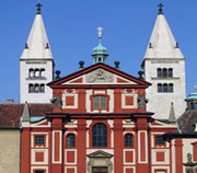 St. George's Basilica at Prague Castle