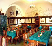 Staromacek Restaurant, Old Town, Prague 1