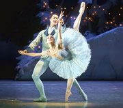 The Nutcracker at the National Theatre in Prague