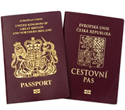 Visa and Passport Information for Prague and the Czech Republic