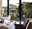 Bellevue Restaurant in Prague