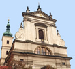 Church of Our Lady Victorious and the Prague Infant Jesus, Lesser Town, Prague 1