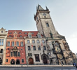 Old Town Hall Tower & Astronomical Clock, Old Town, Prague 1