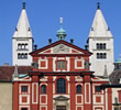 St. George's Basilica at Prague Castle, Castle District, Prague 1