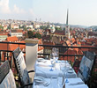 Restaurants in Prague with City Views