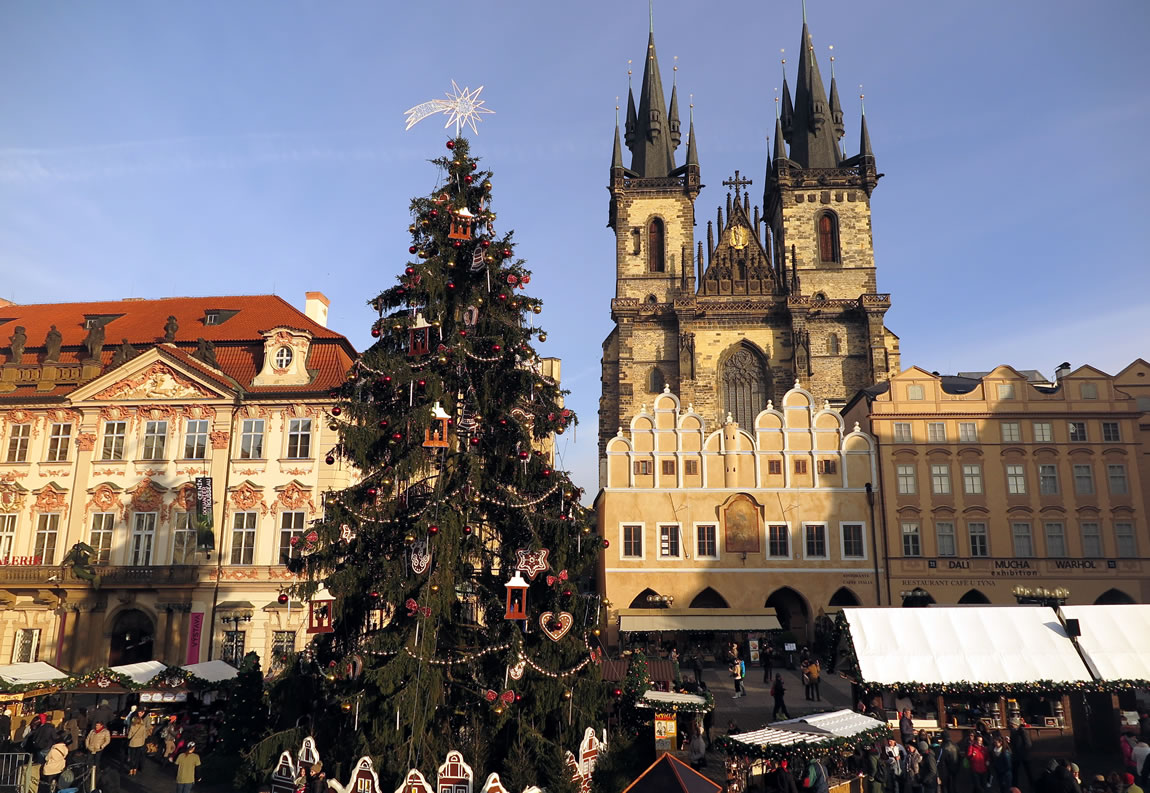 Big Bear Village Christmas.Prague Christmas Markets 2019 Local Information Prague