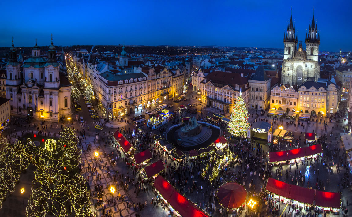 old town christmas markets