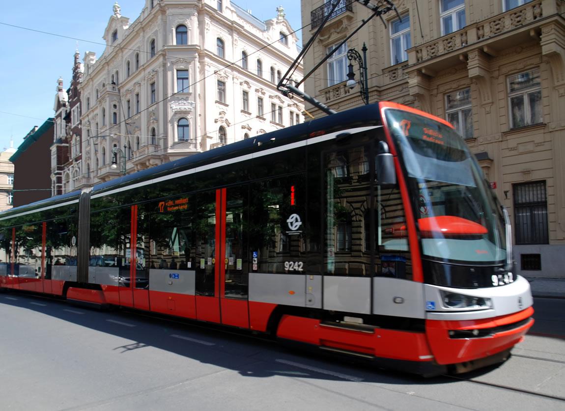 Prague Public Transport - Travel by Metro, Tram, Bus & Train
